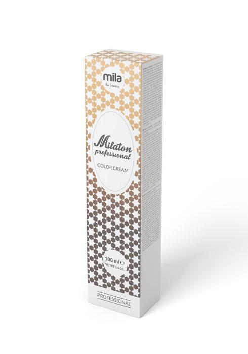 Barva na vlasy Milaton 100 ml - 1.0 černá (0100001)