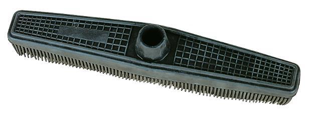 Antistatický smeták Sibel Rubber Broom - černý (845193102)