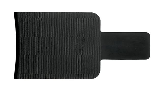 Kadeřnická lopatka/podložka na melír Sibel 105 x 210 - černá (8418701-02)