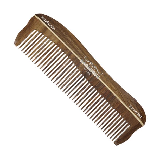 Hřeben z palisandrového dřeva Sibel Barburys Rosewood combs - 01 (8482201)