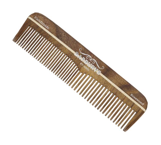 Hřeben z palisandrového dřeva Sibel Barburys Rosewood combs - 02 (8482203) + DÁREK ZDARMA