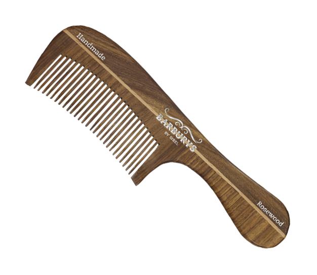 Hřeben z palisandrového dřeva Sibel Barburys Rosewood combs - 06 (8482205)