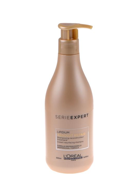 Šampon pro velmi poškozené vlasy Absolut Repair Lipidium - 500 ml - Loréal Professionnel + DÁREK ZDARMA