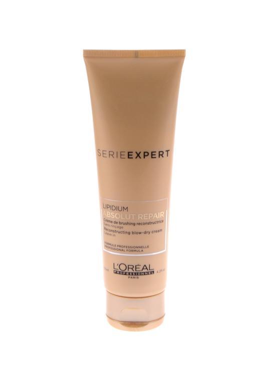 Ochranný krém pro velmi poškozené vlasy Absolut Repair Lipidium - 125 ml - Loréal Professionnel + DÁREK ZDARMA