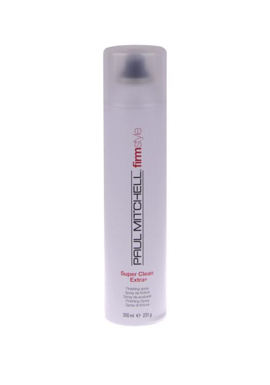 Lak se silnou fixací, Super Clean Extra Paul Mitchell - 300 ml (109424) + DÁREK ZDARMA