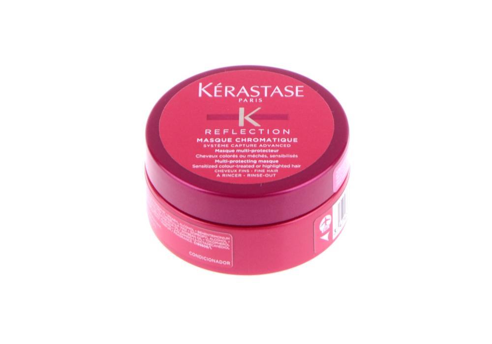 Maska pro ochranu barvy, na jemné vlasy Kérastase Chromatique - 75 ml + DÁREK ZDARMA