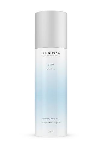 Hydratační tělové mléko Ambition, 250 ml (8990453) + DÁREK ZDARMA