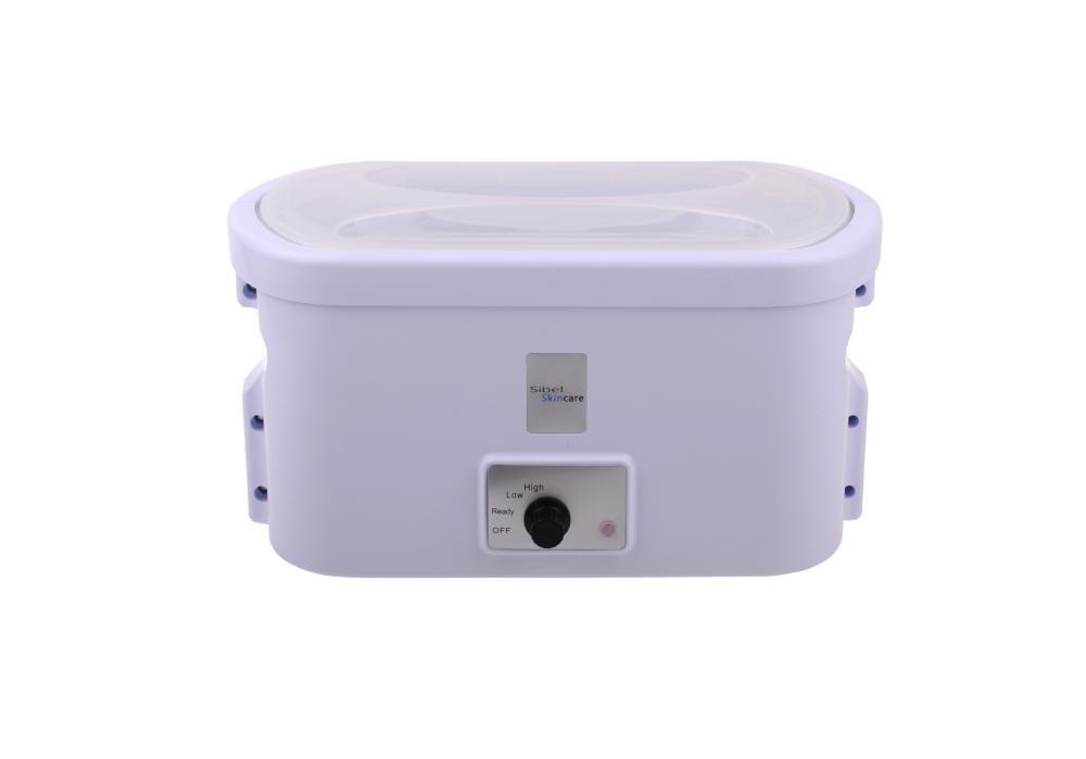Ohřívač parafínu 3,5 l - bílý + štětec zdarma, Sibel (7420011) + DÁREK ZDARMA