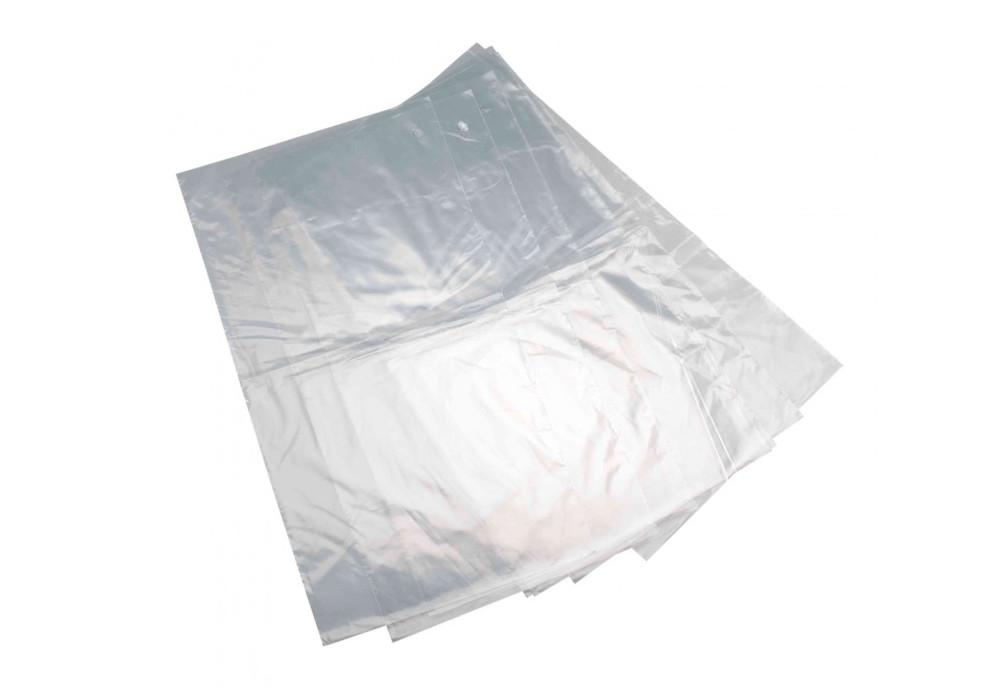 Kosmetické sáčky na parafínové zábaly - 100 ks, Sibel (7420008) + DÁREK ZDARMA
