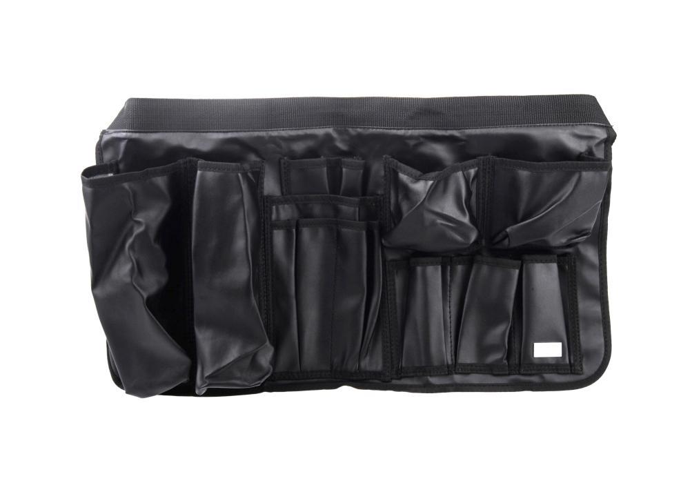 Kapsa na kosmetické pomůcky a štětce - černá, Sibel (0150025) + DÁREK ZDARMA