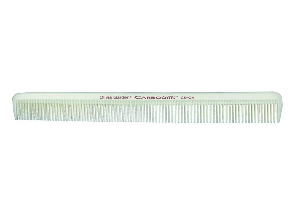 Karbonový hřeben na vlasy CS-C4, Olivia Garden (CSC4)