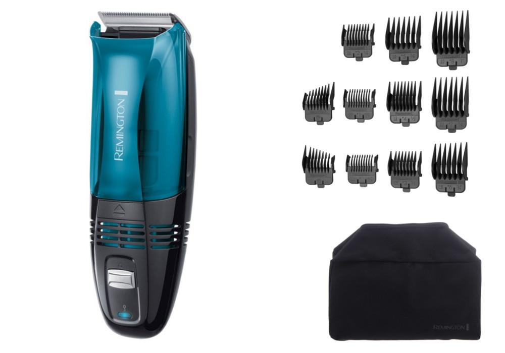 Zastřihovač vlasů Remington Vacuum HC6550 + DÁREK ZDARMA