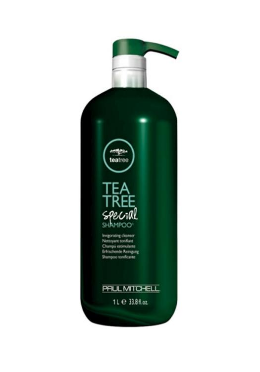 Osvěžující šampon na vlasy Paul Mitchell Tea Tree - 1000 ml (201114) + DÁREK ZDARMA