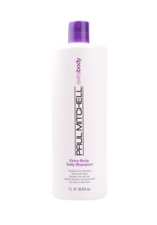 Šampon pro objem vlasů Paul Mitchell Extra-Body Daily - 1000 ml (102114) + DÁREK ZDARMA