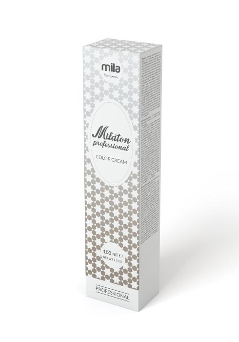 Barva na vlasy Milaton 100 ml - 9.1 velmi světlá popelavá blond (0100091)
