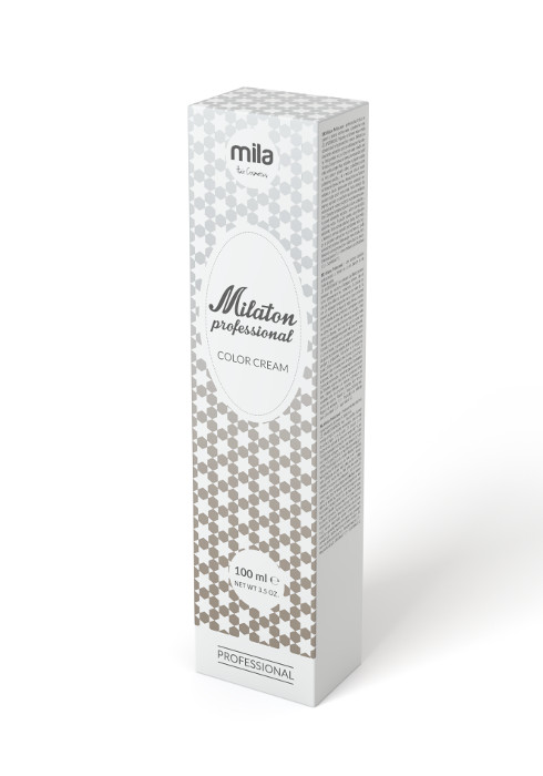 Barva na vlasy Milaton 100 ml - 9.21 velmi světlá béžově popelavá blond (0100921)