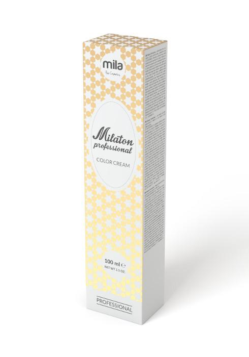 Barva na vlasy Milaton 100 ml - 7.2 tabák (0100072)