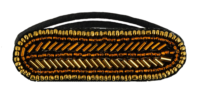 Condition Culture Tassel gumička do vlasů - ALTON COPPER (50411426)
