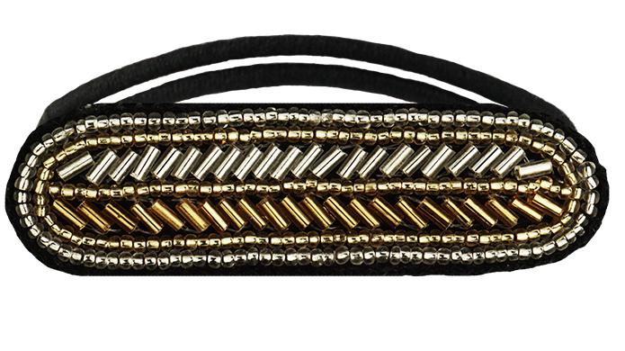 Condition Culture Tassel gumička do vlasů - ALTON GOLD (50411406)