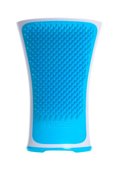 Kartáč na mokré vlasy Tangle Teezer Aqua Splash, modrý (Agua) + DÁREK ZDARMA