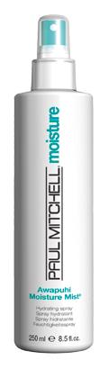 Hydratační sprej na vlasy a pokožku Paul Mitchell Moisture - 250 ml (101222) + DÁREK ZDARMA
