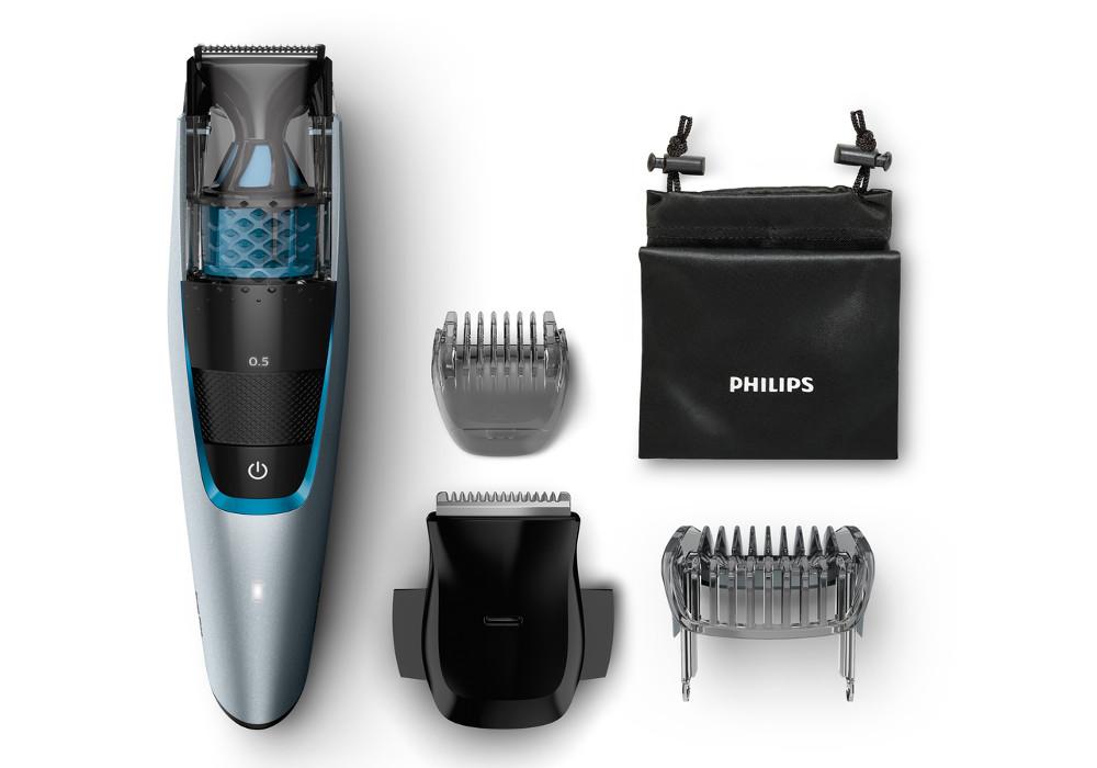 Zastřihovač vousu se sběračem Philips Series 7000 - BT7210/15 + DÁREK ZDARMA