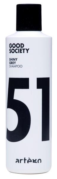 Šampon pro šedivé nebo odbarvené vlasy Artégo GS 51 - 250 ml (0165841)