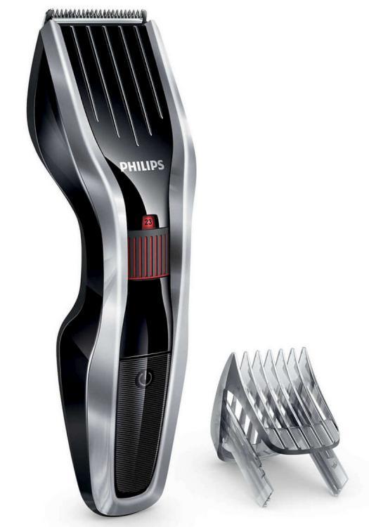 Zastřihovač vlasů Philips HC5440/15 - síťový/akumulátorový + DÁREK ZDARMA
