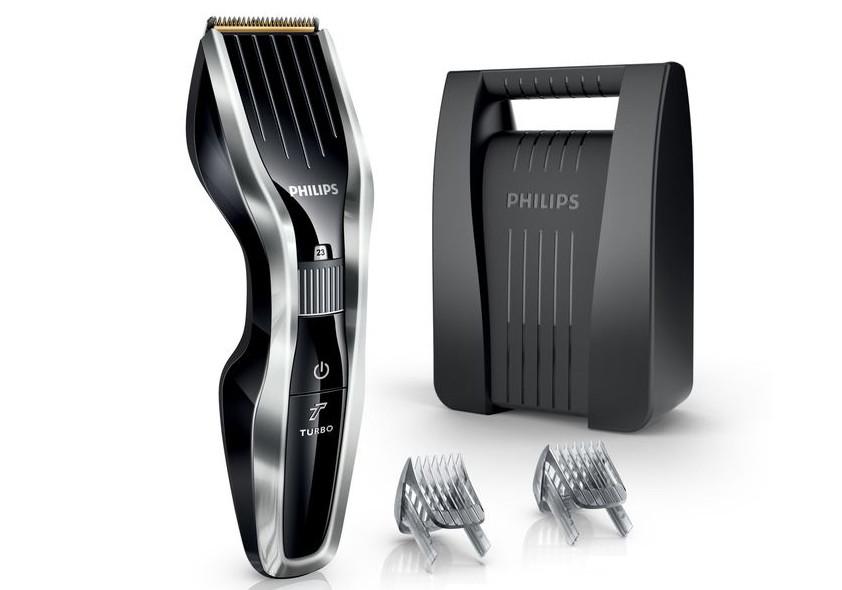 Zastřihovač vlasů a vousů Philips HC5450/80 - síť/akumulátor + DÁREK ZDARMA