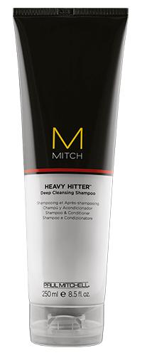 Čistící šampon Paul Mitchell Mitch Heavy Hitter - 250 ml (330122) + DÁREK ZDARMA