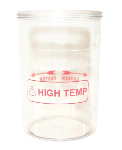 Weelko náhradní plastová nádobka pro obličejový napařovač (10052) + DÁREK ZDARMA