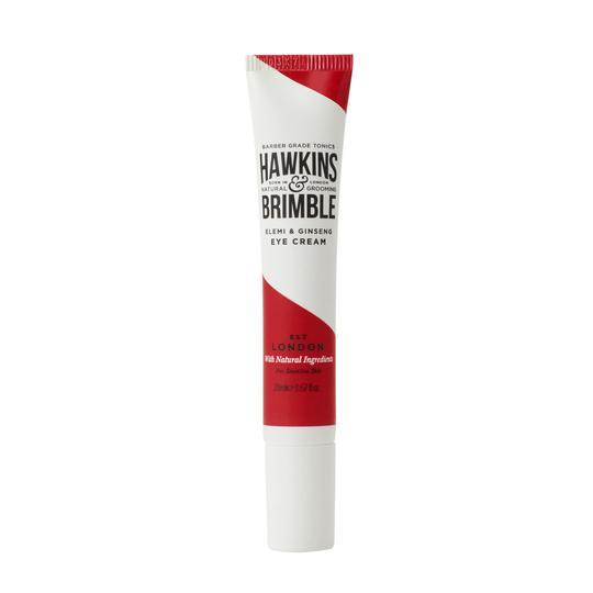 Pánský energizující oční krém Hawkins a Brimble - 20 ml (HAW013) + DÁREK ZDARMA