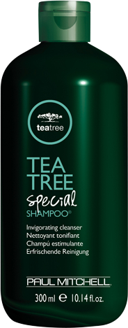 Osvěžující šampon na vlasy Paul Mitchell Tea Tree - 300 ml (201113) + DÁREK ZDARMA