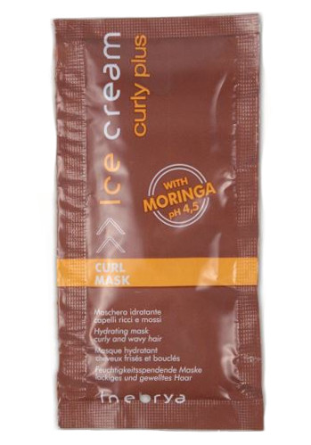 Hydratační maska pro kudrnaté vlasy Inebrya Curl - 15 ml (7720941)