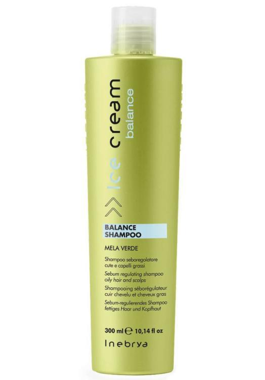 Šampon pro mastné vlasy a pokožku Inebrya Balance - 300 ml (7720967)