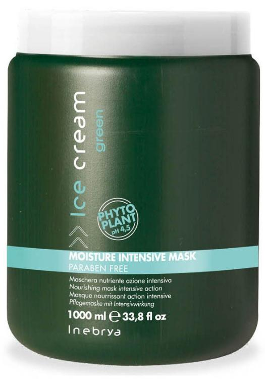 Maska pro všechny typy vlasů Inebrya Moisture - 1000 ml (776794) + DÁREK ZDARMA