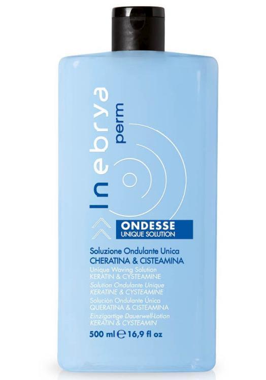 Trvalá preparace pro všechny typy vlasů Inebrya Ondesse - 500 ml (776866) + DÁREK ZDARMA