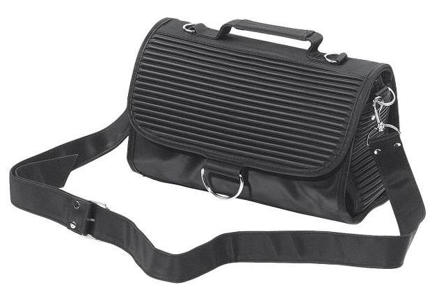 Kadeřnická kabelka Sibel Roll Bag - černá (0150371) + DÁREK ZDARMA
