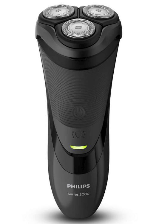 Elektrický holící strojek Philips S3110/06 - černý + DÁREK ZDARMA
