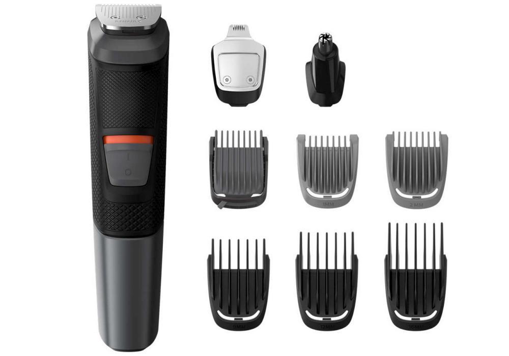 Zastřihovač vlasů a vousů Philips 9v1 Multigroom MG5720/15 + DÁREK ZDARMA