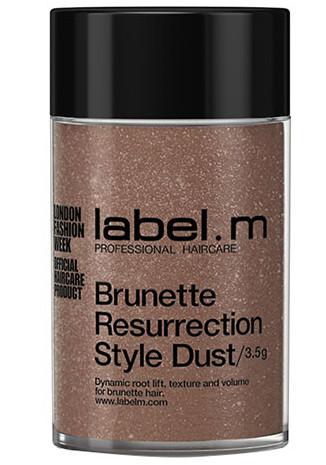 Jemný pudr pro objem Label.m Brunette Resurrection Style Dust - 3,5 g (600369) + DÁREK ZDARMA