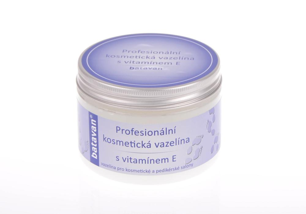 Kosmetická vazelína s vitaminem E Batavan - 400 ml