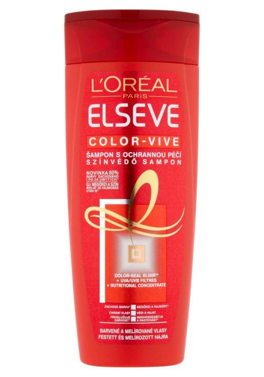 Šampon pro ochranu barvy Loréal Elseve Color-Vive - 250 ml