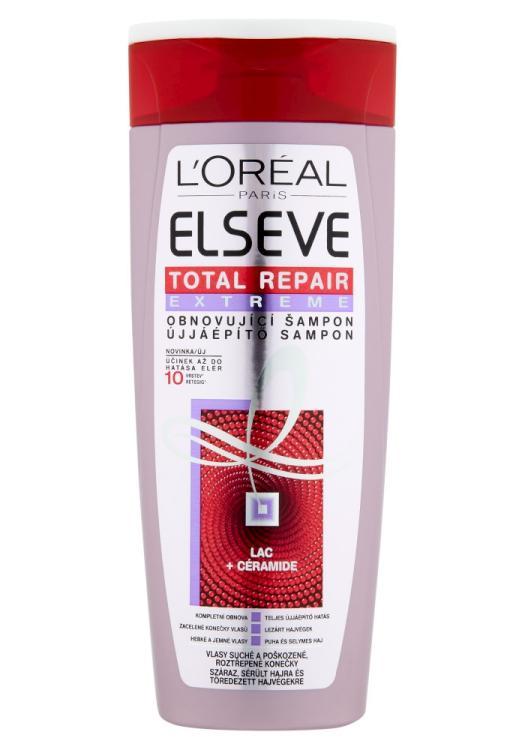 Šampon pro velmi poškozené vlasy Loréal Elseve Total Repair Extreme - 250 ml