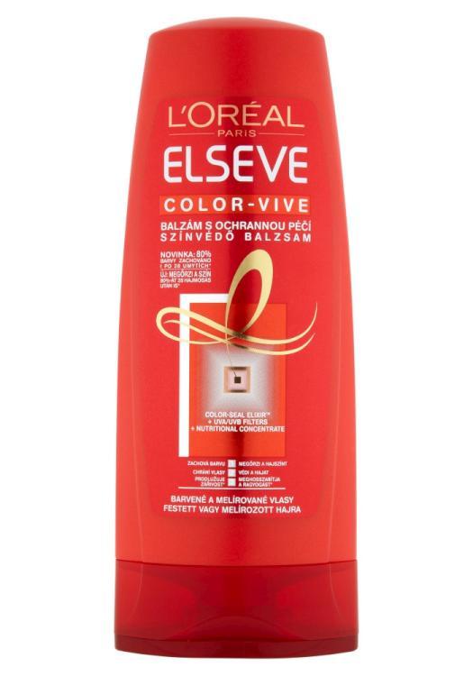 Péče pro ochranu barvy Loréal Elseve Color-Vive - 200 ml