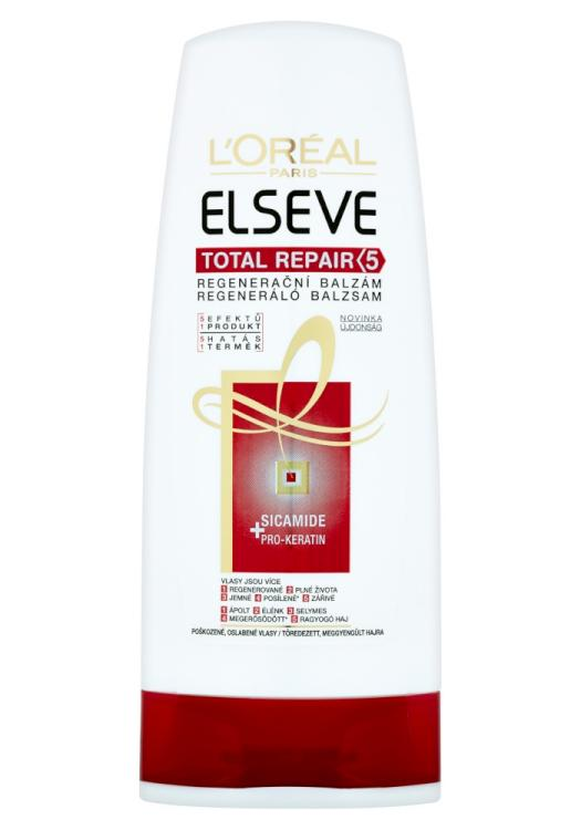 Péče pro poškozené vlasy Loréal Elseve Total Repair 5 - 200 ml