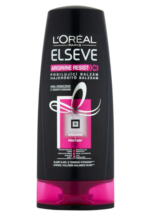 Péče pro slabé vlasy Loréal Elseve Arginine Resist X3 - 200 ml