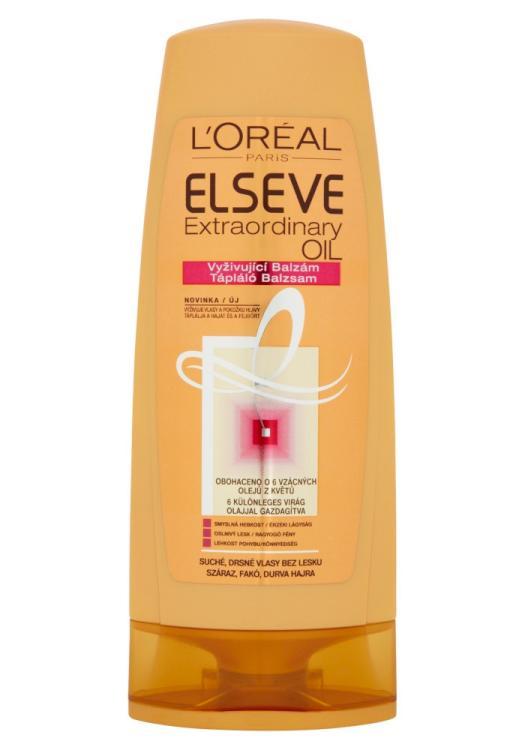 Péče pro suché vlasy Loréal Elseve Extraordinary Oil - 200 ml
