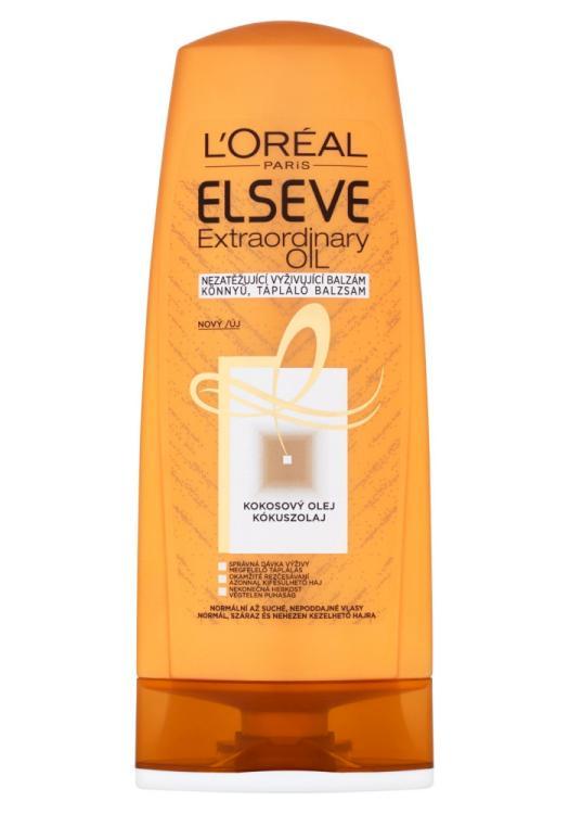 Péče pro normální až suché vlasy Loréal Elseve Extraordinary Oil - 200 ml