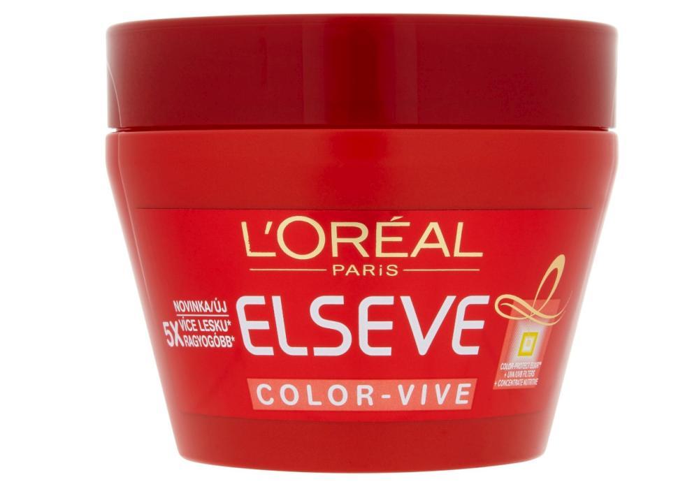 Maska pro ochranu barvy Loréal Elseve Color-Vive - 300 ml